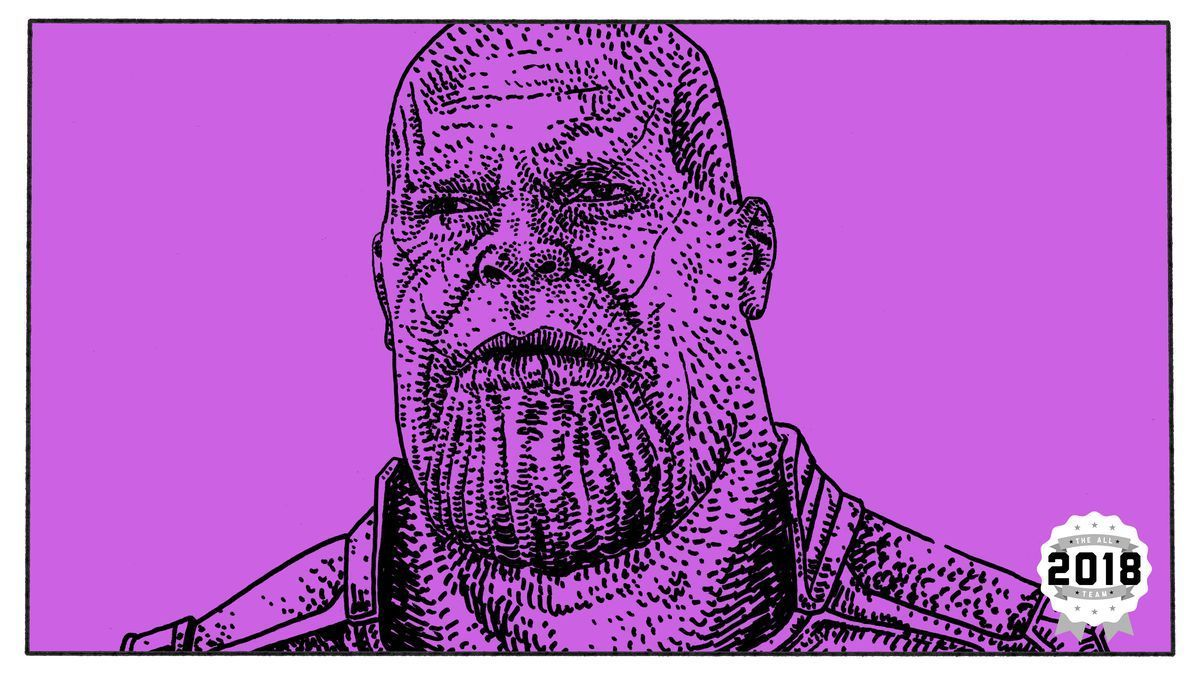 All Hail Thanos, Mad Titan of Nihilism and Memes