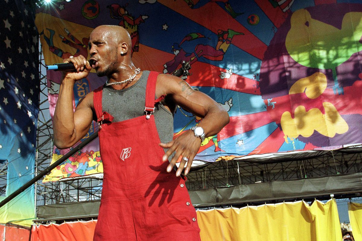 DMX: 'It's Dark and Hell Is Hot'