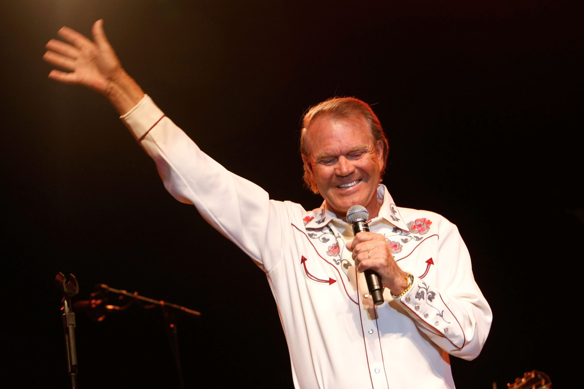 The True Grit of Glen Campbell