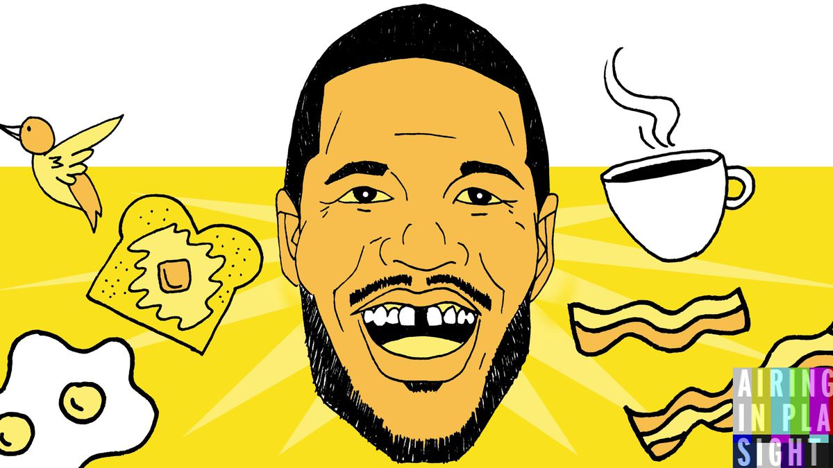Michael Strahan Will Blitz Your Way into Your Living (And Heart)